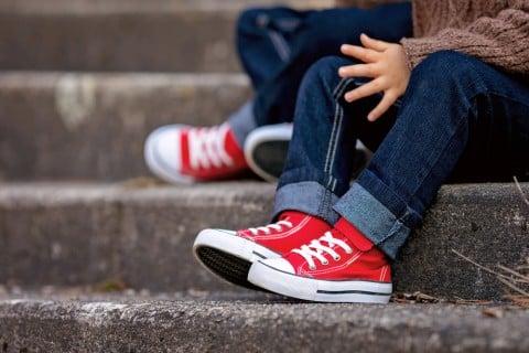 スニーカー コンバース 靴 女の子 男の子 子供