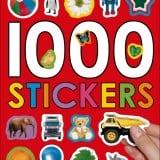 要出典 シールブック 1000 Stickers Priddy Bicknell Books