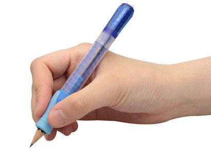 要出典 鉛筆ホルダー 鉛筆キャップ ソニック 補助軸 グリッペン