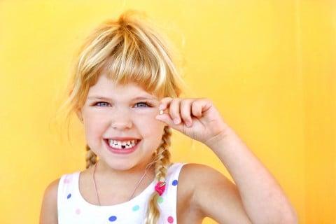 子供 歯 歯が抜ける