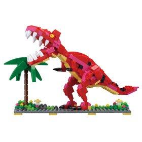 要出典 カワダ ナノブロックプラス ティラノサウルス・レックス