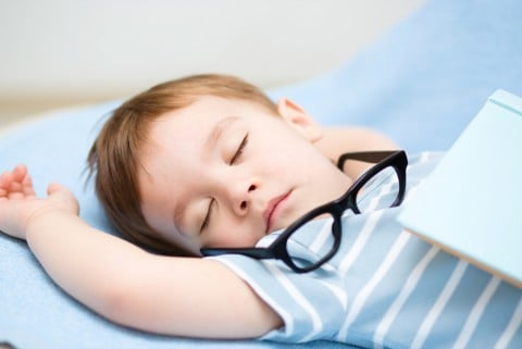 子供 昼寝 男の子