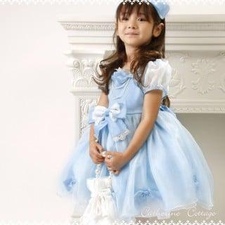 要出典 4歳 女の子 誕生日 プレゼント キャサリンコテージ アリスプリンセスドレス