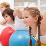 子供 体操 バランスボール