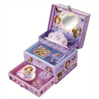 要出典 4歳 誕生日 女の子 ちいさなプリンセスソフィア ひみつのジュエリーボックス
