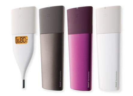 要出典 基礎体温計 婦人用電子体温計 MC-652LC