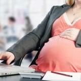 妊婦 仕事 パソコン