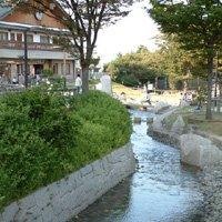 要出典 じゃぶじゃぶ池 水遊び 東京都 清水坂公園