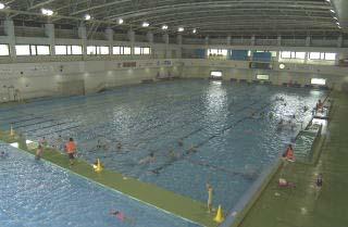 要出典 じゃぶじゃぶ池 水遊び 東京都 江戸川区スポーツランド プール