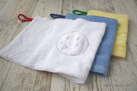 雑巾 作り方 完成 3枚