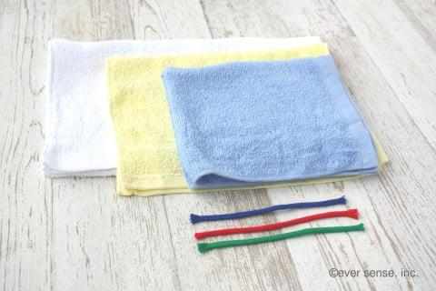 雑巾 作り方 材料
