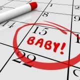出産予定日 カレンダー