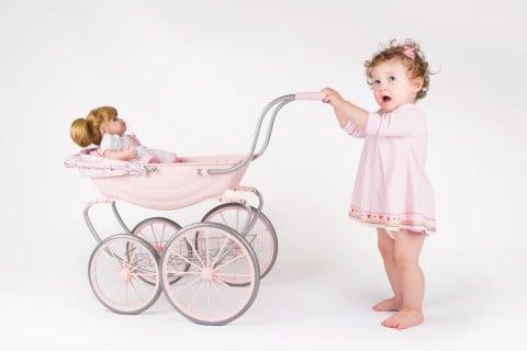 女の子 ベビーカー ままごと 1歳 2歳 人形