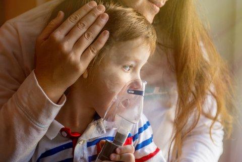 小児喘息 吸入 咳
