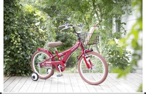 要出典 5歳 女の子 誕生日 プレゼント ローリングリングス 子供用自転車 16インチ BMXタイプ