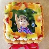 要出典 写真ケーキ ピックアップケーキ