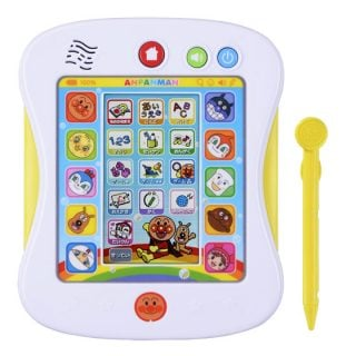 要出典 タブレット おもちゃ バンダイ あそんでまなべる! アンパンマン カラーパッド プラス