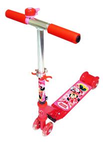 要出典 子供用 キックボード 人気 マルカ ミニーマウス イージースケーター