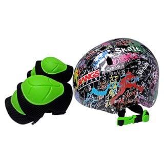 要出典 子供用 キックボード 人気 ラングスジュニア スポーツヘルメット