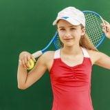 子供 女の子 テニス スポーツ 運動