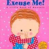 要出典 英語 絵本 Excuse Me!