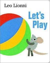 要出典 英語 絵本 Let's Play