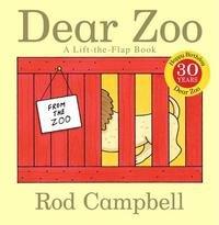 要出典 英語 絵本 Dear Zoo: A Lift-The-Flap Book