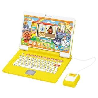 要出典 3歳 男の子 誕生日プレゼント バンダイ アンパンマン カラーパソコンスマート