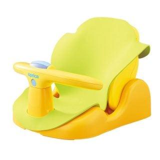 要出典 ベビーバスチェア アップリカ はじめてのお風呂から使えるバスチェア