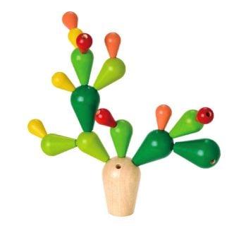 要出典 プラントイ おもちゃ サボテンバランスゲーム