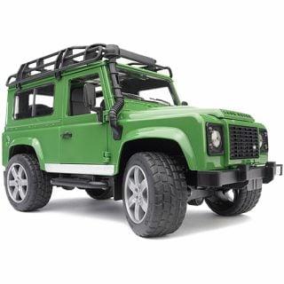 要出典 5歳 男の子 誕生日 ブルーダー社 プロシリーズ Land Rover Def.ワゴン