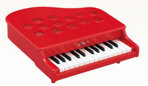 要出典 ピアノ おもちゃ KAWAI ミニピアノ P-25
