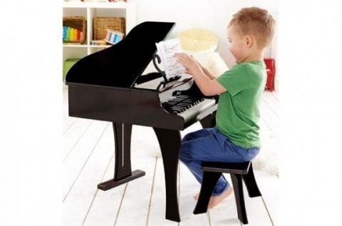 要出典 ピアノ おもちゃ ハペ社 ハッピーグランドピアノ
