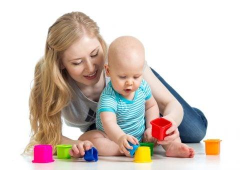 赤ちゃん 6ヶ月くらい 親子 遊び
