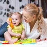 親子 遊び 8ヶ月