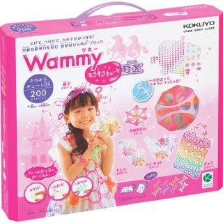 要出典 5歳 女の子 誕生日プレゼント コクヨ ワミー キラキラキュートDX 200ピース