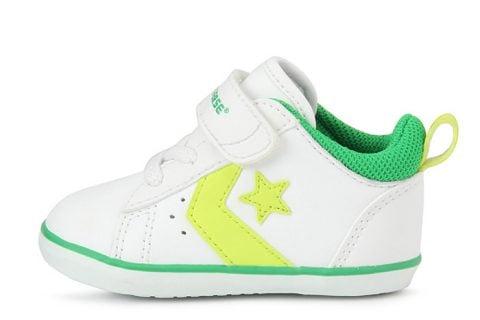 要出典 ファーストシューズ 赤ちゃん 初めての靴 コンバース ベビーシューズ ミニ P-L N