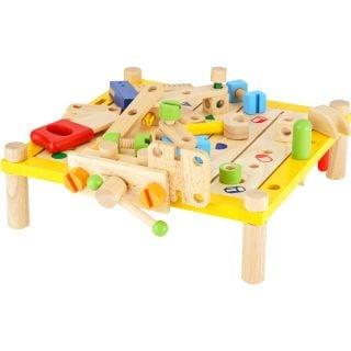 要出典 5歳 男の子 誕生日プレゼント アイムトイ カーペンターテーブル