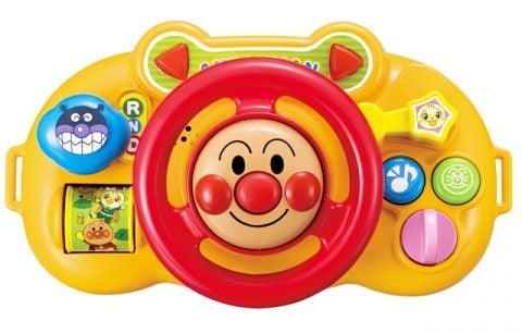 要出典 ハンドルのおもちゃ アガツマ アンパンマン おでかけメロディハンドル