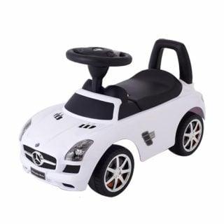 要出典 乗用玩具 乗用 メルセデスベンツ SLS AMG ホワイト
