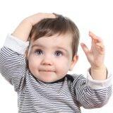 赤ちゃん 頭 髪の毛