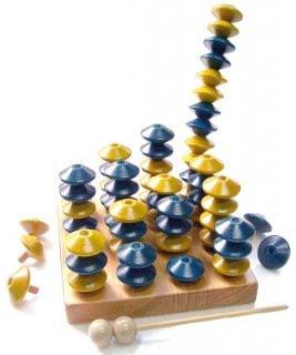 要出典 四目並べ おもちゃ 頭いきいきゲーム 多段重ね新立体四目並べ