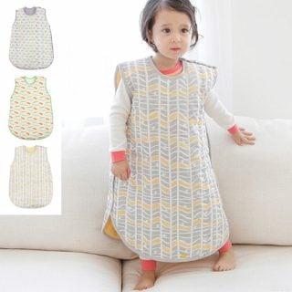 要出典 スリーパー ハンスパンプキン 冬用 ダウンタイプ スリーパー ドレス型