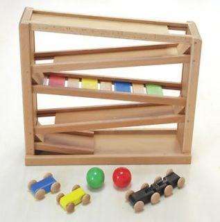 要出典 1歳 男の子 誕生日 木製おもちゃのだいわ 吊橋ミニコースター