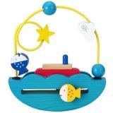 要出典 船のおもちゃ エドインター ゆらゆらボート