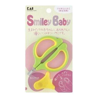 要出典 赤ちゃん ベビー 爪切り Smiley Baby ベビー用ツメキリハサミ