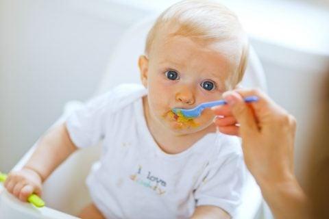 赤ちゃん 離乳食 食事