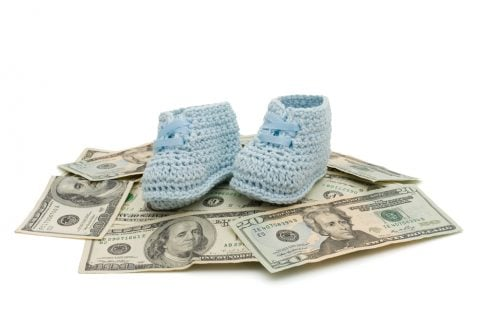 赤ちゃん お金 費用