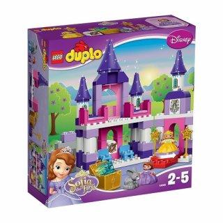 要出典 2歳 誕生日 女の子 プレゼント レゴ デュプロ ちいさなプリンセス ソフィア 王さまのおしろ