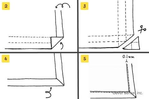 授乳ケープ 作り方 簡単 手作り オーソドックスなタイプの授乳ケープ 作り方2